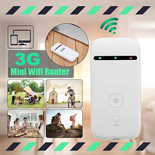 Låsta 3G 4G-routrar Inbyggd antenn 802.11 g/b/n 100 Mbps ockets WiFi Bredband 3G SIM-kort Mifi-router