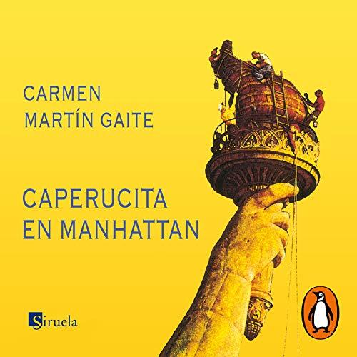 Caperucita en Manhattan [Little Red Riding Hood in Manhattan] cover art