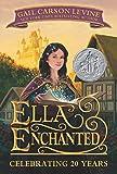Ella Enchanted book cover