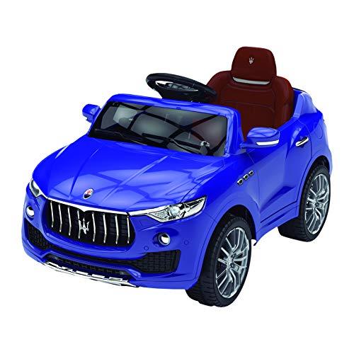 Carrinho 6V Maserati Xalingo Azul Escuro