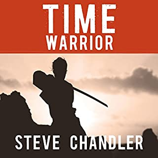 Time Warrior audiobook cover art