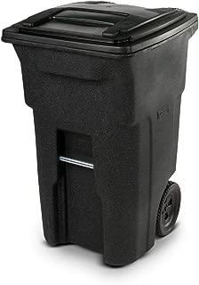 Toter 64 Gal Wheeled Blackstone Trash Can