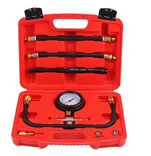 Engine Compression, Fuel Pressure Tester, Fuel Injector Pressure Tester by Shankly