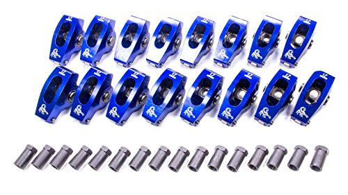 Scorpion Performance 1014 1.7 Ratio Roller Rocker Arm for Big Block Chevy - Pack of 16