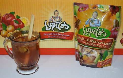 Lupitas Brand 7 oz. Dried Fruit Punch (Ponche Navideno)