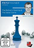 The Bishop?s Opening & The Italian Game. A complete repertoire for White against 1.e4 e5: Fritztrainer: interaktives Schach-Videotraining - ChessBase GmbH