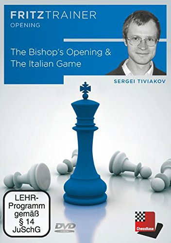 The Bishop's Opening & The Italian Game. A complete repertoire for White against 1.e4 e5: Fritztrainer: interaktives Schach-Videotraining