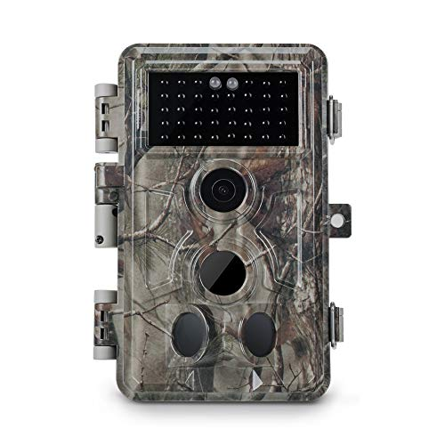Meidase Trail Camera 16MP 1080P, Game Camera with No...