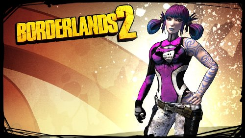 Borderlands 2: Siren Domination Pack  [Online Steam Code]