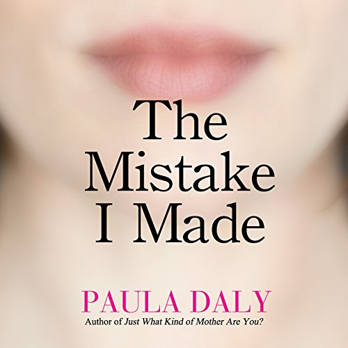 The Mistake I Made audiobook cover art