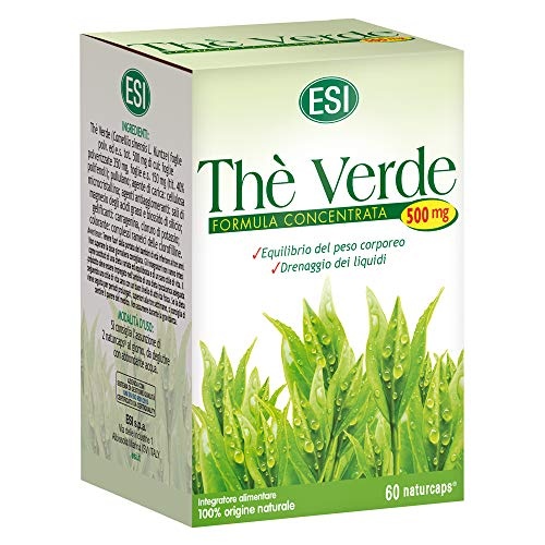 THE VERDE 500 mg 60 naturcaps