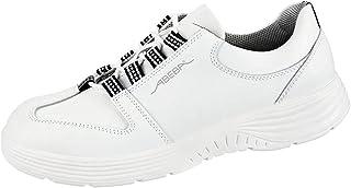 Abeba S-schuh 711033 X-Light Chaussures basses en cuir Blanc Taille 35-48