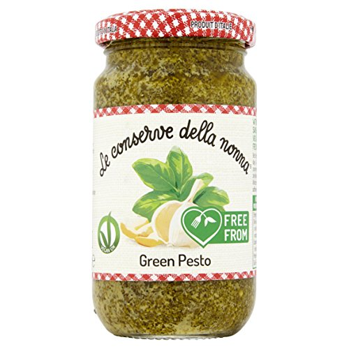 Le Conserve Della Nonna Green Pesto Sauce 185g (Pack of 3)