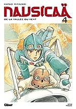 Nausicaä NE - Tome 04 de Hayao Miyazaki