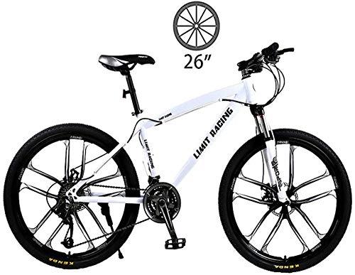 Bike 26-Zoll-Trekkingrad Cross-Trekking-Bikes Doppelbremsrad stoßdämpfendes Offroad-Rennrad Student Variable Geschwindigkeit im Gelände-27Geschwindigkeit_26 Zoll