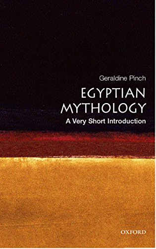 Egyptian Myth: A Very Short Introduction (Very Short Introductions)