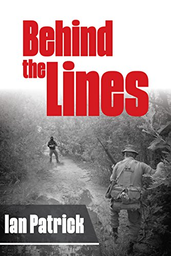 Book: Behind the Lines - An anthology of short stories by Ian Patrick