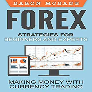 Forex Strategies for Beginners and Experts audiobook cover art