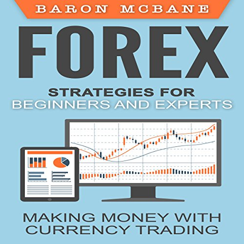 Forex Strategies for Beginners and Experts cover art
