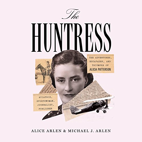 The Huntress cover art