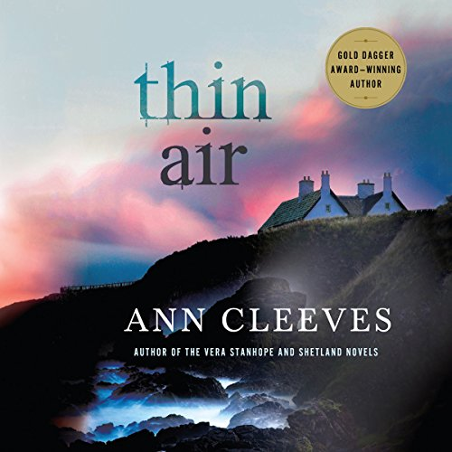 Thin Air audiobook cover art