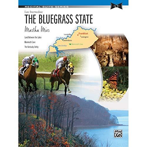 Alfred 00-31815 el estado del Bluegrass - Music Book
