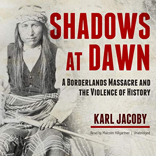 Shadows at Dawn audiobook cover art