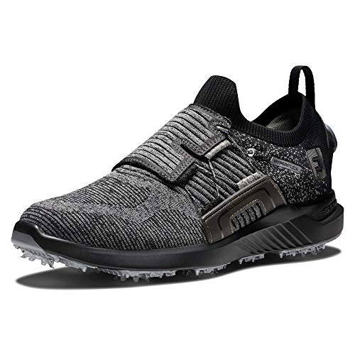 Nike Infinity G, Zapatos de Golf Unisex Adulto, Blanco/Negro, 42.5