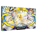 Pokémon - POK80777 - TCG : Pikachu-GX & Eevee-GX - Collection spéciale - Assortiment de Couleurs