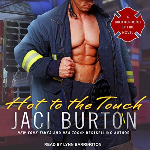 Hot to the Touch audiobook cover art