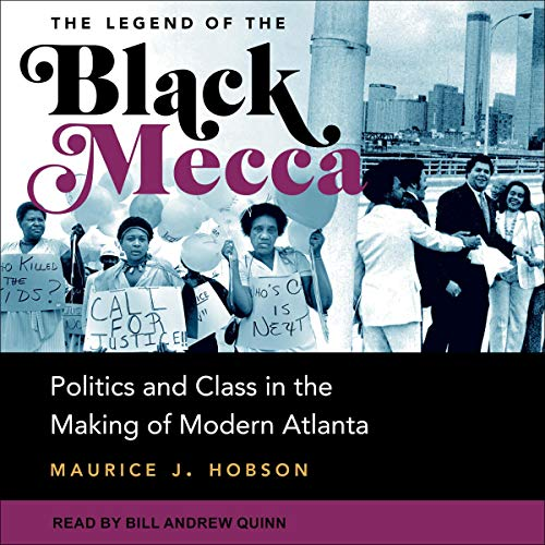 The Legend of the Black Mecca cover art