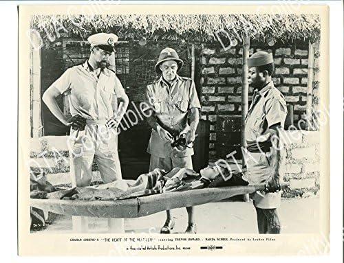 MOVIE PHOTO: Over item handling HEART OF THE Limited time sale HO STILL-1953-TREVOR MATTER-8X10 PROMO