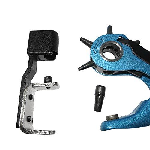 S&R Maquina para cambiar de punzones rotatorios alicate sacabocados