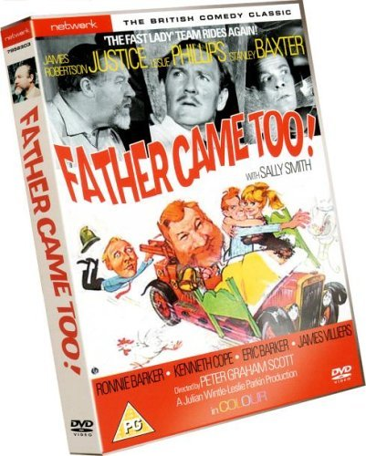 Father Came Too! [1963] [DVD] by James Robertson Justice
