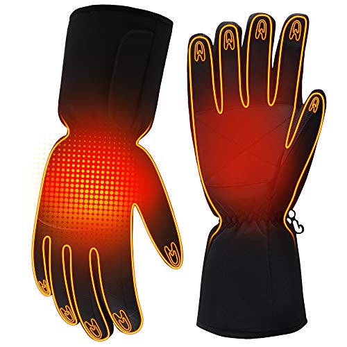 50% off these electric heated gloves