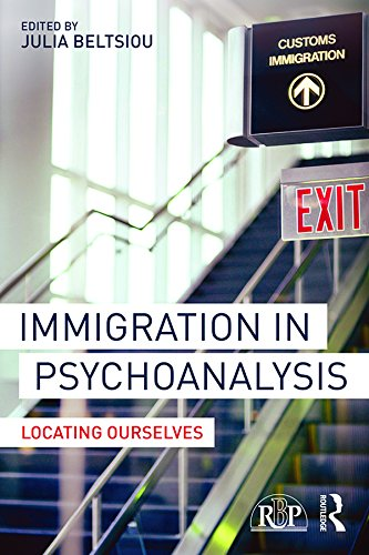 Immigration in Psychoanalysis: Locating Ourselves (Relational Perspectives Book Series 73) (English Edition)