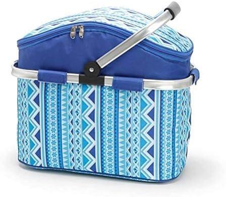 DJSMycl Outdoor Industry No. 1 Folding Picnic Insu Phoenix Mall Portable Basket 26L