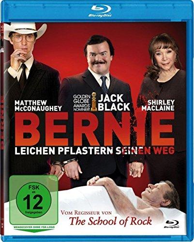 Bernie - Leichen pflastern seinen Weg [Blu-ray]