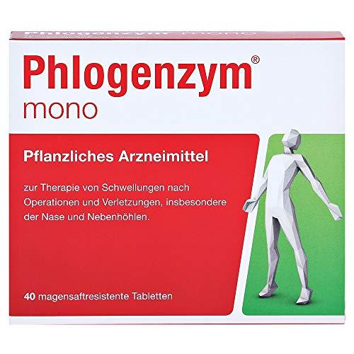 Phlogenzym mono, 40 St. Tabletten