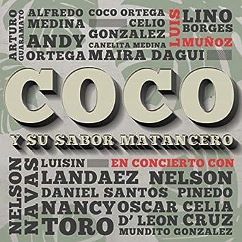 Coco y Su Sabor Matancero en Concierto con Luis Munoz