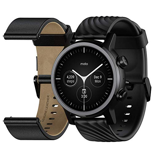 Moto 360 3rd Gen Android Smartwatch