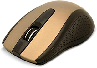 Goldtouch 2.4 GHz Mouse, Black/Gold (KOV-GTM-99W)