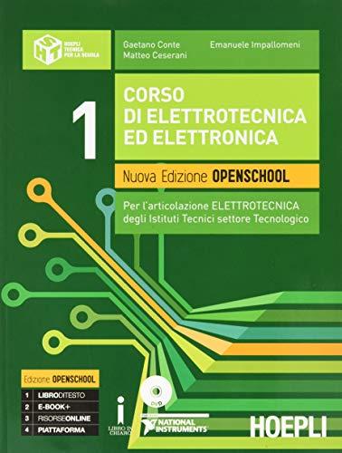Corso di elettrotecnica ed elettronica. Con Eserciziario. Per gli Ist. tecnici industriali. Con e-book. Con espansione online