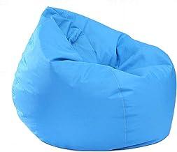 IRRIS Waterproof Bean Bag Chair Large Storage Bean Bag Oxford Chair Cover for Kids, Teens..