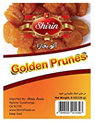 Premium Quality Golden Prunes(Aloo Bukhara) Natural Agricultural Product Dried Golden Prunes Keep refrigerated