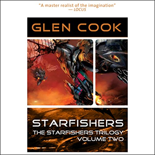 Starfishers: Starfishers, Book 2 audiobook cover art