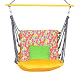 IRA Furniture Designer Imported Cotton Swing Hammock for Adults - Folding and Washable