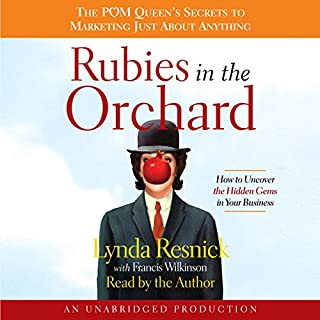 Rubies in the Orchard audiobook cover art