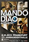 Mando Diao - Acoustic, Frankfurt 2011 »