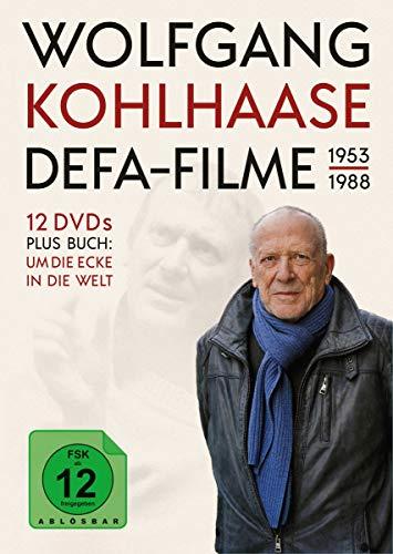 Wolfgang Kohlhaase - Jubiläumsedition: DEFA-Filme 1953–1988 [12 DVDs]